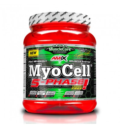 MyoCell 5 Phase