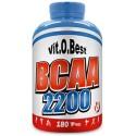 BCAA 2200, 180 triple caps