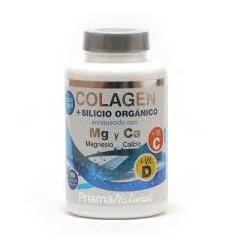 Colagen + silicio organico