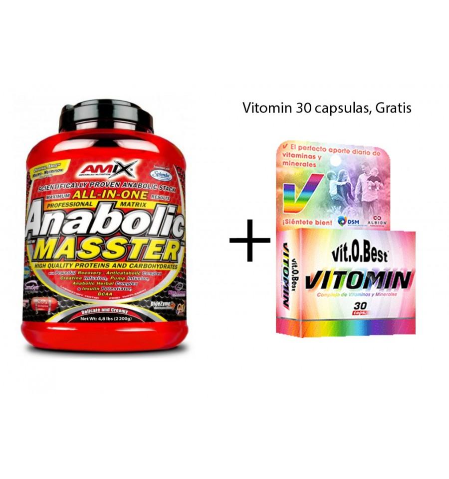 anabolic masster amix efectos secundarios