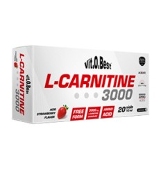 L-CARNITINA 3000 VIALES