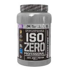 NUTRYTEC ISO ZERO 3 LBS