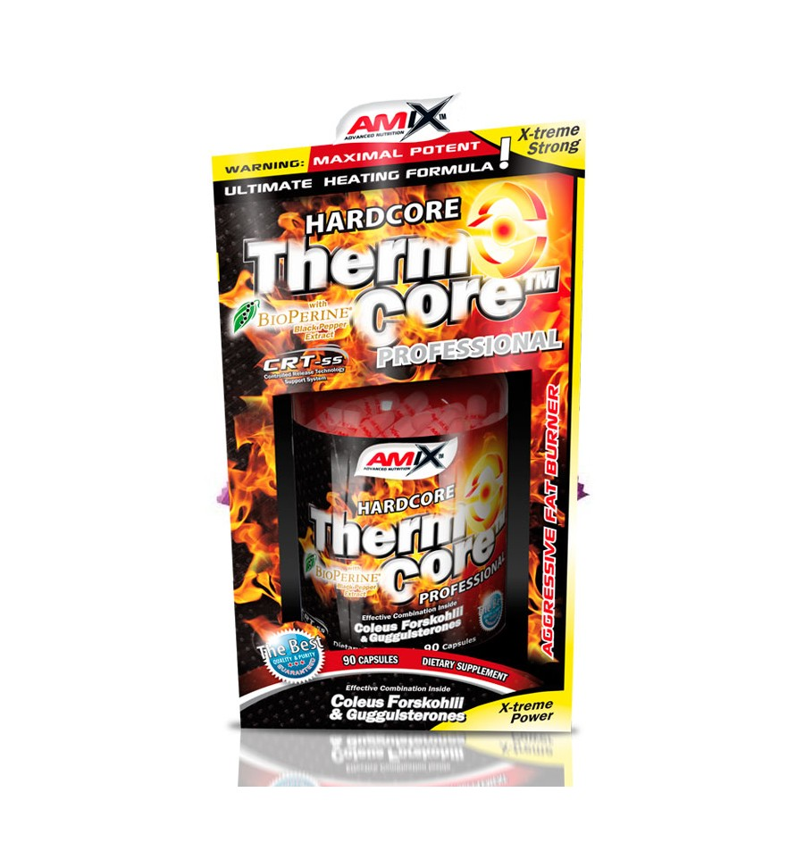 Thermocore, revolucionario quemador de grasas de acción