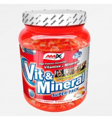 Vit & Mineral Super Pack