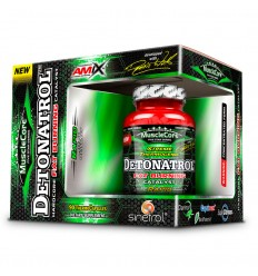 Detonatrol Fat Burner 90 caps