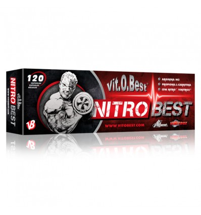 NitroBest 120caps