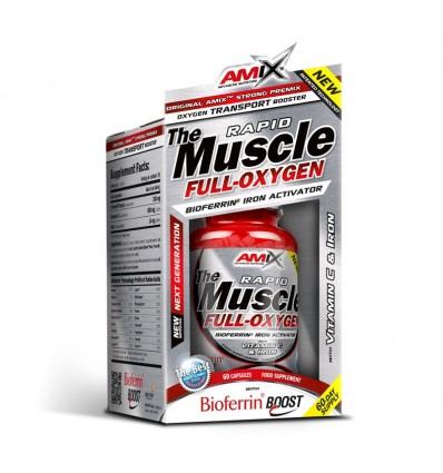 The rapid MUSCLE FULL-OXIGEN