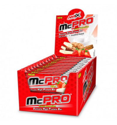 McPro Protein Bar 24x35gr