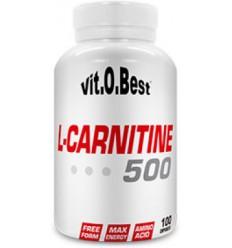 L-carnitine 500 100caps