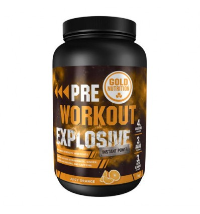 Pre-workout Extreme Force